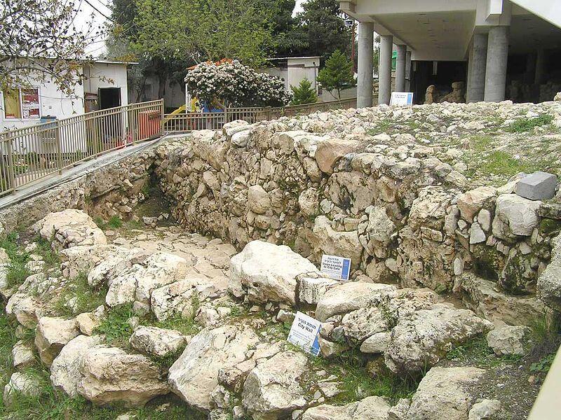 History of Hebron