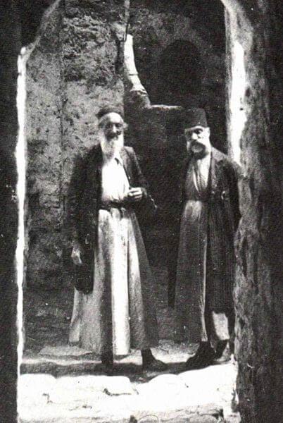 Hebronite Jews, 1921